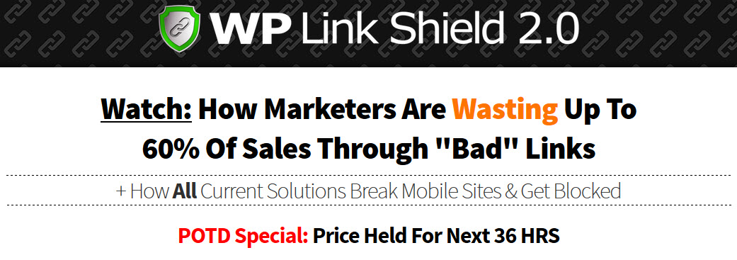 wp linkshield 2.0 review