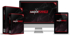 MagickFunnels Review – Absolutely Profitable Mini-Funnels In 3 Simple Steps