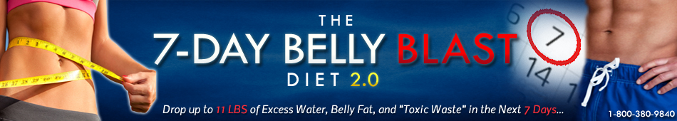 7 Days Belly Blast Diet Review
